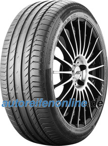 buy best Continental ContiSportContact 5 255/50 R20 low price online 2017 for car